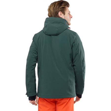 Pánská lyžařská bunda - Salomon BRILLIANT JKT M - 3
