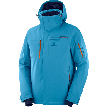 Salomon BRILLIANT JKT M - Men's ski jacket