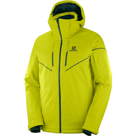 Salomon STORMRACE JKT M - Men's ski jacket