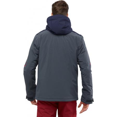 Pánská lyžařská bunda - Salomon STORMSEASON JKT M - 3