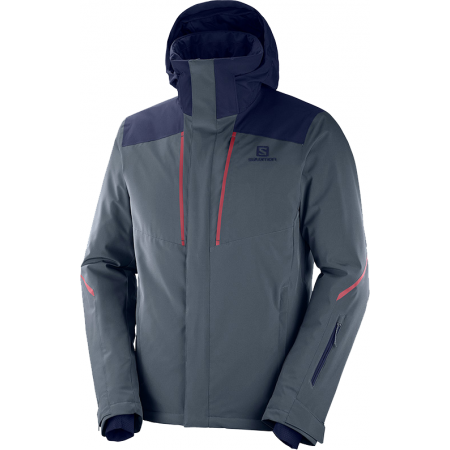 Salomon STORMSEASON JKT M - Men's ski jacket