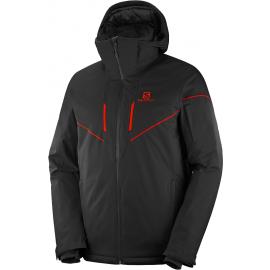 Salomon STORMRACE JKT M - Pánska lyžiarska bunda
