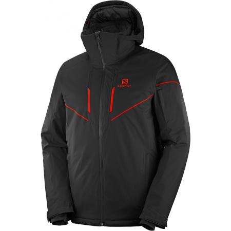 Salomon STORMRACE JKT M - Мъжко скиорско яке
