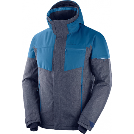 Salomon STORMSLIDE JKT M - Men's ski jacket