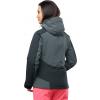 Dámská lyžařská bunda - Salomon BRILLIANT JKT W - 3