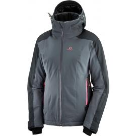 Salomon BRILLIANT JKT W - Dámska lyžiarska bunda