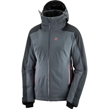 Salomon BRILLIANT JKT W - Women's ski jacket