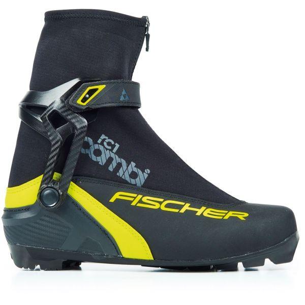 Fischer XC RC1  44 - Férfi kombi sífutó cipő