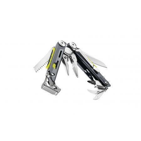 Multifunkční nůž - Leatherman SIGNAL GREY - 2