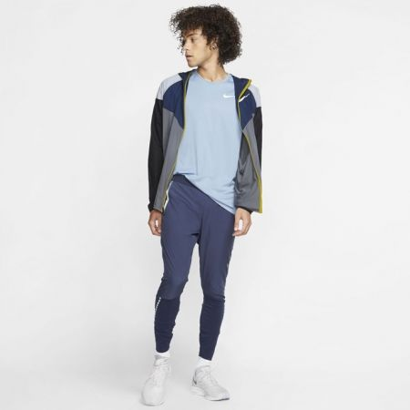 Pánské běžecké tričko - Nike DF BRTHE RUN TOP SS M - 6