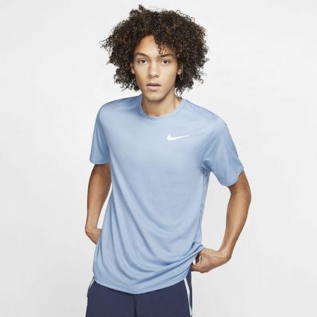 Pánské běžecké tričko - Nike DF BRTHE RUN TOP SS M - 4