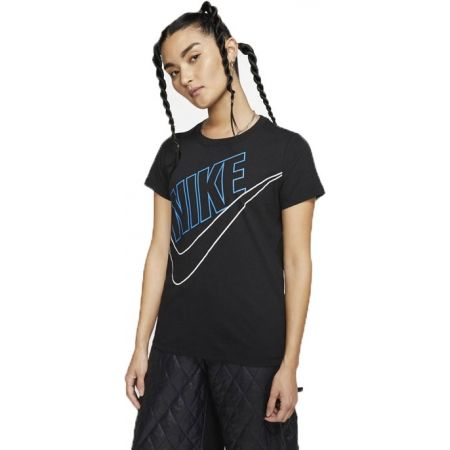 Nike NSW TEE PREP FUTURA W - Koszulka damska