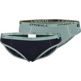 O'Neill WOMEN BIKINI UNI 2PK - Dámské spodní kalhotky
