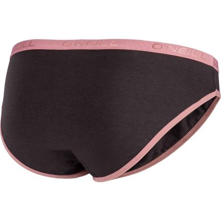 Dámské spodní kalhotky - O'Neill WOMEN BIKINI UNI 2PK - 3