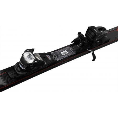 Zjazdové lyže - Nordica GT 74 S + FDT TP2 COMPACT 10 - 6