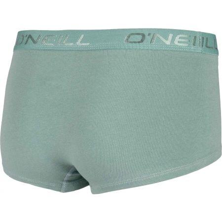 Dámské spodní kalhotky - O'Neill WOMEN SHORTY TROPICAL 2PK - 3