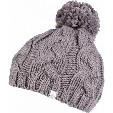 Dívčí pletená čepice - Lewro CATERPIE - 1