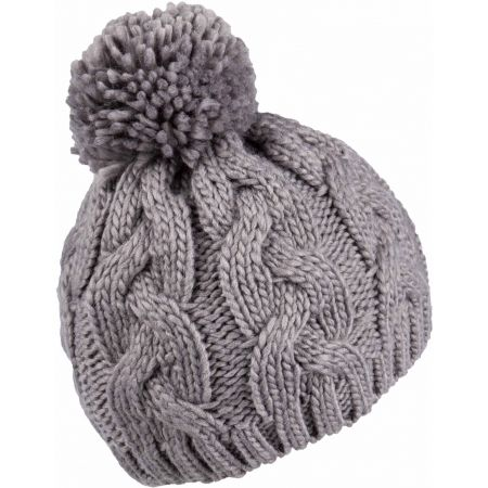 Dívčí pletená čepice - Lewro CATERPIE - 2