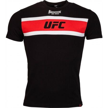 Pánské tričko - Boxeur des Rues T-SHIRT WITH FRONT AND BACK PRINT - 1