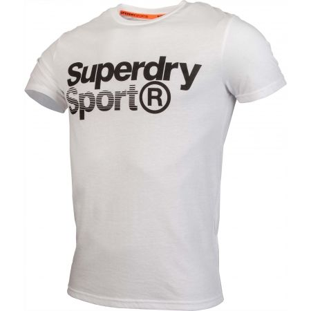 Superdry CORE SPORT GRAPHIC TEE - Мъжка тениска