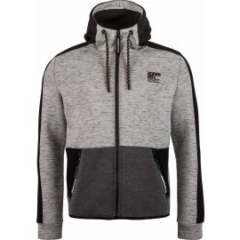 Superdry GYMTECH COLOURBLOCK ZIPHOOD - Pánska mikina