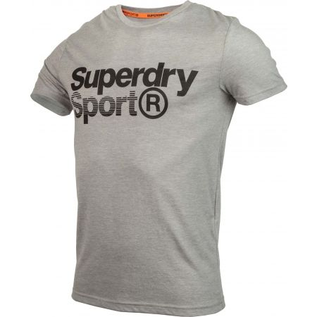 Pánske tričko - Superdry CORE SPORT GRAPHIC TEE - 2