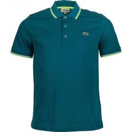 Lacoste MEN S S/S POLO - Мъжка тениска с яка