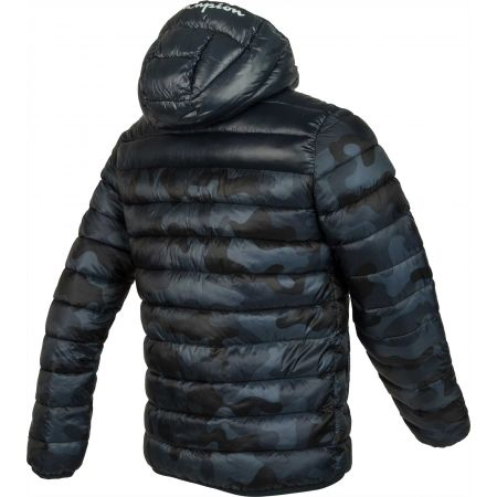 Pánska zimná bunda - Champion HOODED JACKET - 3