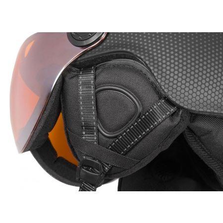 Unisex lyžařská přilba s visorem - Etape PHOENIX PRO - 4