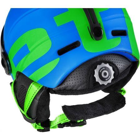 Dětská lyžařská přilba s visorem - Etape RIDER PRO - 2