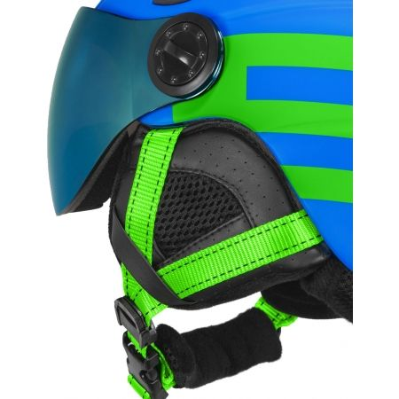 Dětská lyžařská přilba s visorem - Etape RIDER PRO - 3