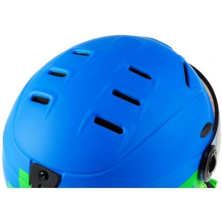 Dětská lyžařská přilba s visorem - Etape RIDER PRO - 6
