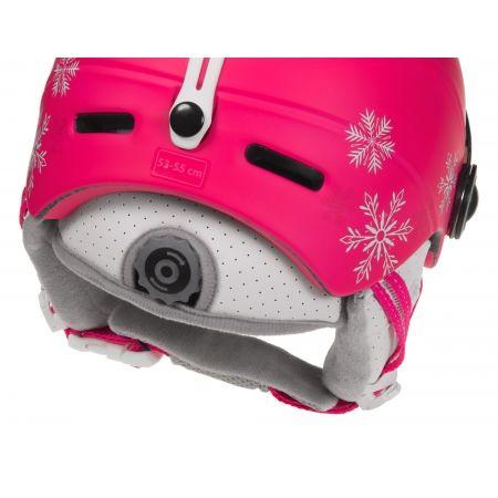 Children's ski helmet with a visor - Etape RIDER PRO - 2