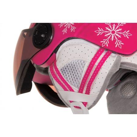 Children's ski helmet with a visor - Etape RIDER PRO - 3