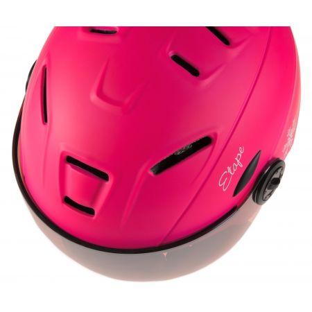 Children's ski helmet with a visor - Etape RIDER PRO - 5