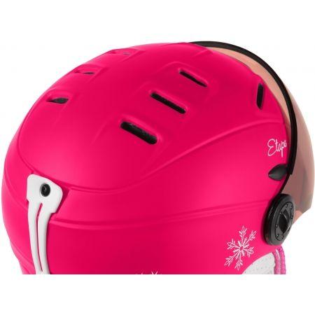 Children's ski helmet with a visor - Etape RIDER PRO - 6