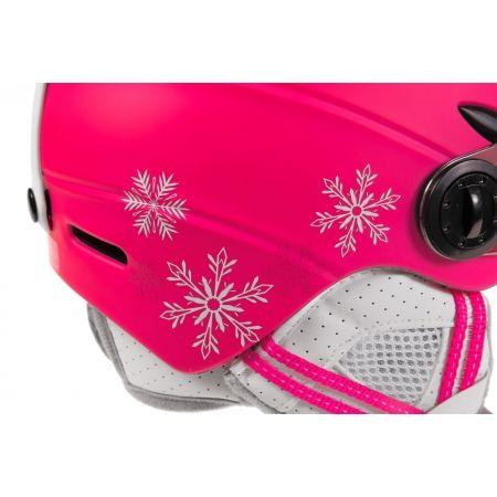 Children's ski helmet with a visor - Etape RIDER PRO - 7