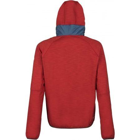 Pánska outdoorová bunda s kapucňou - Rock Experience ARSIA HYBRID JKT - 2