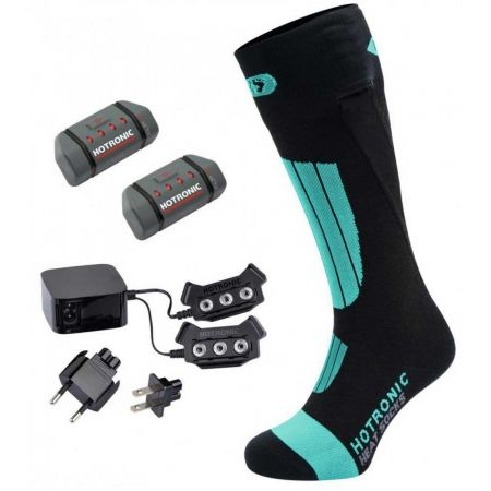Vyhrievané kompresné ponožky - Hotronic HEATSOCKS XLP ONE + PF