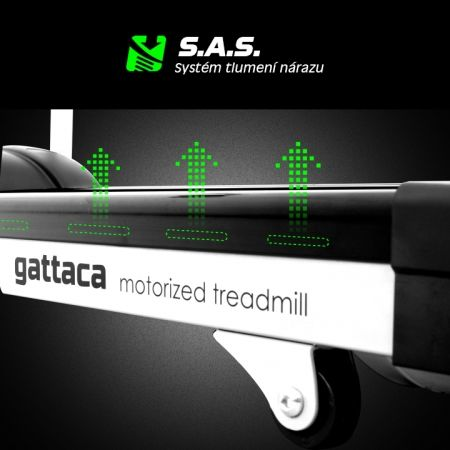 Běžecký pás - Spokey GATTACA - 8
