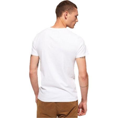 Pánske tričko - Superdry DOWNHILL PHOTOGRAPHIC TEE - 3