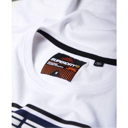 Pánske tričko - Superdry DOWNHILL PHOTOGRAPHIC TEE - 6
