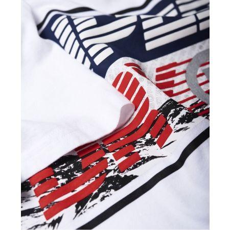 Pánske tričko - Superdry DOWNHILL PHOTOGRAPHIC TEE - 7
