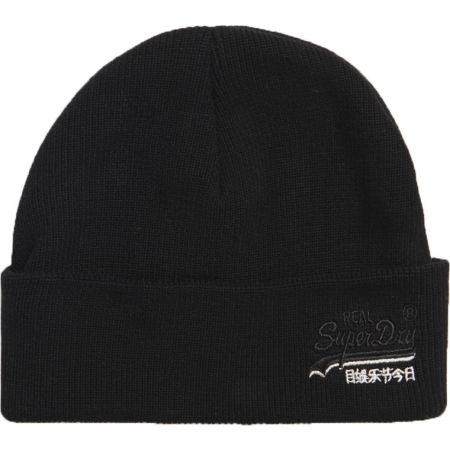 Superdry ORANGE LABEL BEANIE - Czapka męska
