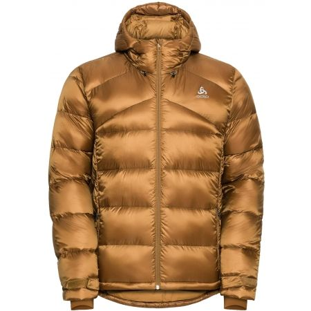 Pánská péřová bunda - Odlo JACKET INSULATED COCOON N-THERMIC X-WARM - 1