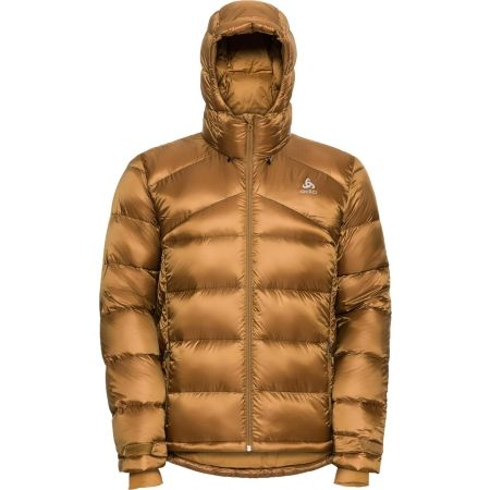 Pánská péřová bunda - Odlo JACKET INSULATED COCOON N-THERMIC X-WARM - 2