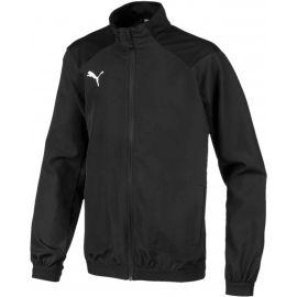 Puma LIGA SIDELINE JACKET JR - Chlapčenská  športová bunda