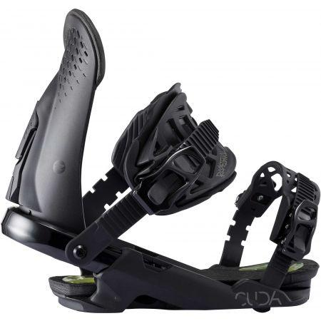 Pánsky snowboard set set - Rossignol ONE LF WIDE + CUDA M/L - 4