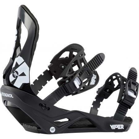 Pánsky snowboardový set - Rossignol TEMPLAR + VIPER M/L - 4
