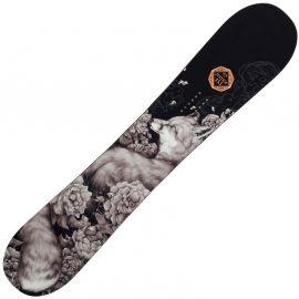 Rossignol JUSTICE + JUSTICE S/M - Set snowboard pentru femei